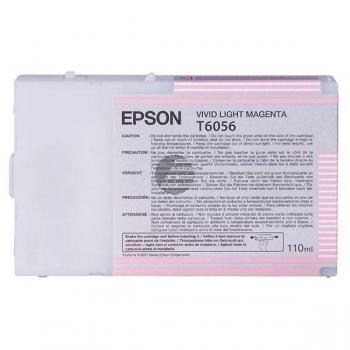 Epson Tintenpatrone magenta light (C13T605600, T6056)