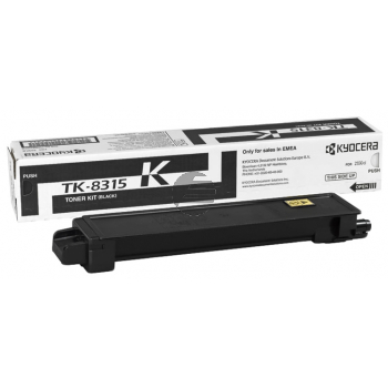 Kyocera Toner-Kit schwarz (1T02MV0NL0, TK-8315K)