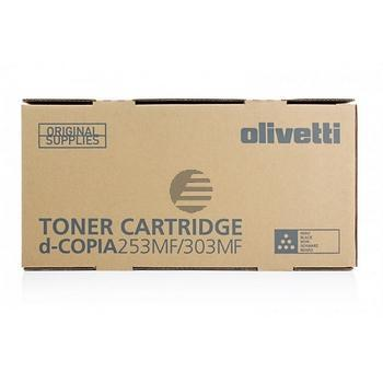 Olivetti Toner-Kit schwarz (B0979)