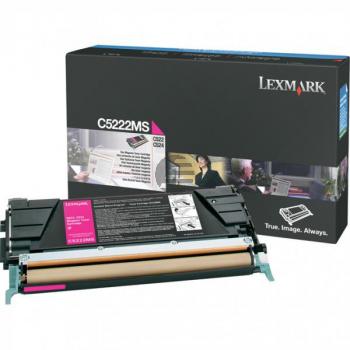 Lexmark Toner-Kartusche magenta (C5222MS)