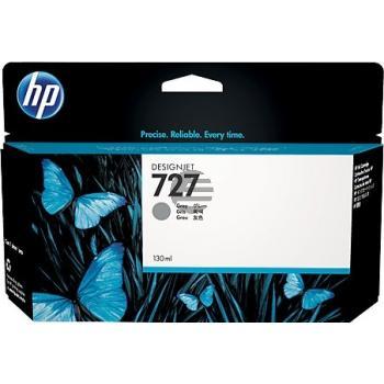 HP Tintenpatrone grau HC (B3P24A, 727)