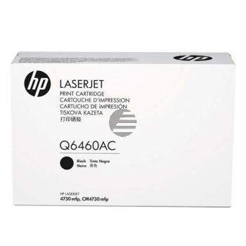 HP Toner-Kartusche Contract schwarz (Q6460AC, 60AC)