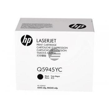 HP Toner-Kartusche Contract schwarz (Q5945YC, 45YC)