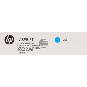 HP Toner-Kartusche Contract cyan (Q7581AC, 503AC)