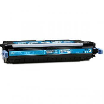 HP Toner-Kartusche Contract cyan (Q7581AC, 503AC)