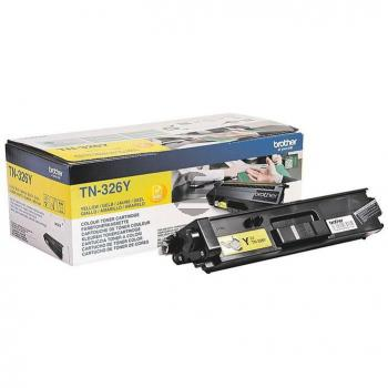 Brother Toner-Kit gelb HC (TN-326Y)