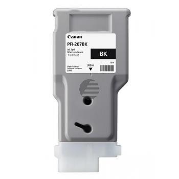 Canon Tintenpatrone schwarz HC (8789B001, PFI-207BK)