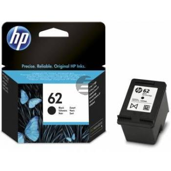 HP Tintendruckkopf schwarz (C2P04AE, 62)