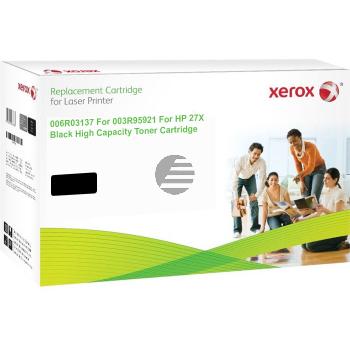 Xerox Toner-Kartusche schwarz HC plus (006R03137) ersetzt 27X, EP-52