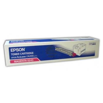 Epson Toner-Kartusche (VDT) magenta (C13S050284, 0284)