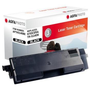 Agfaphoto Toner-Kit schwarz (APTK5140BE) ersetzt TK-5140K