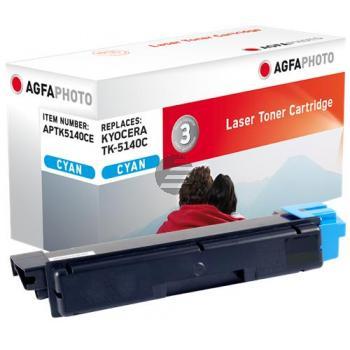 Agfaphoto Toner-Kit schwarz (APTK5140CE) ersetzt TK-5140C