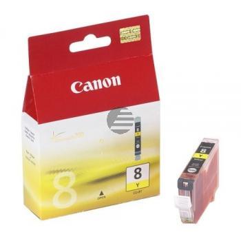 Canon Tintenpatrone gelb (0623B026, CLI-8Y)