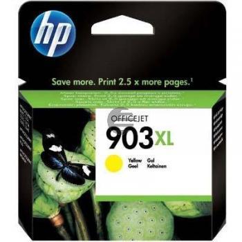 HP Tintenpatrone gelb HC (T6M11AE#301, 903XL)