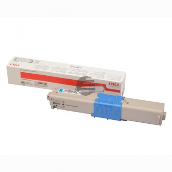 OKI Toner-Kit cyan HC (46508711)