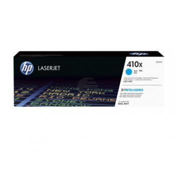 HP Toner-Kartusche Contract cyan HC (CF411XC, 410X)