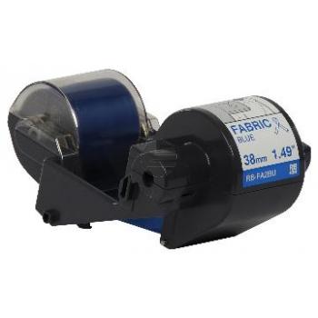 Brother Textilfarbband blau (RB-FA2BU)