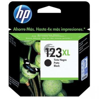 HP Tintendruckkopf schwarz HC (F6V19AE, 123XL)