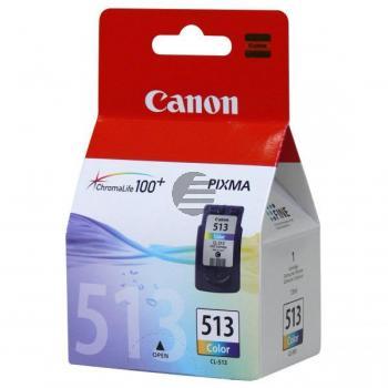 Canon Tintenpatrone Blister 3-farbig HC (2971B009, CL-513CL)