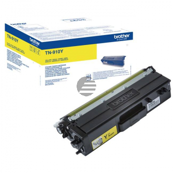 Brother Toner-Kartusche gelb (TN-910Y)