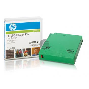 C7974A HP DC ULTRIUM4 LTO4 wiederbeschreibbar 800-1600GB