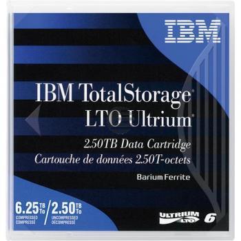 00V7590 IBM DC ULTRIUM6 LTO6 wiederbeschreibbar 6.25TB
