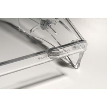 BNEQDOC415 BAKKER DOKUMENTENHALTER Q-doc 415 transparent Kunststoff