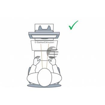 BNEQDOC500 BAKKER DOKUMENTENHALTER Q-doc 500 transparent Kunststoff