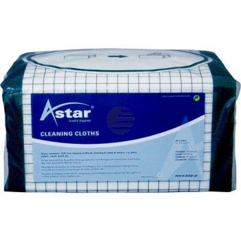 AS31013 ASTAR CLEAN WIPES(25) 32x34cm universal