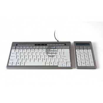 BNES840DNUM BAKKER NUMMERNBLOCK TASTATUR S-Board 840 design Nummernblock USB