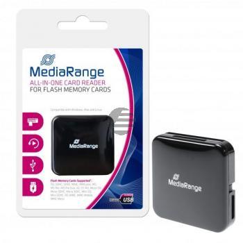 MEDIARANGE USB 2.0 KARTENLESER MRCS501 ALL-IN-ONE