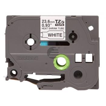 HSE251 BRO SCHRUMPFSCHLAUCH SCHW-WEISS 23,6mmx1,5m Schrumpfschlauchkassette