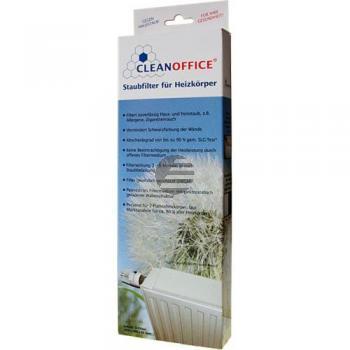 CLEANOFFICE FEINSTAUBFILTER (3) REFILL 8200100 fuer Heizkoerper