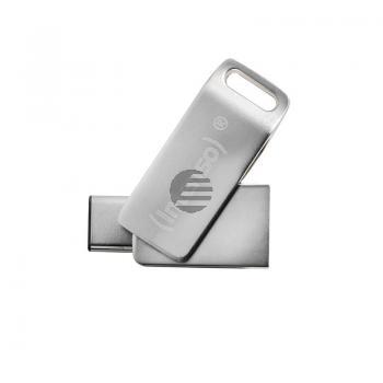 INTENSO CMOBILE LINE USB STICK 64GB 3536490 USB 3.0 Typ C Anschluss