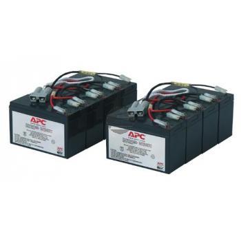 APC Batteriekit RBC12 Replacement Battery Cartridge #12 USV Akku Bleisäure