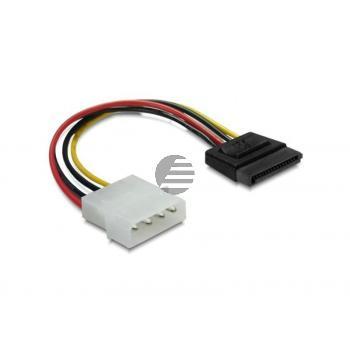 Delock Adapter Power SATA HDD 4 Pin/Stecker