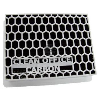 Clean Office Feinstaubfilter Feinstaubfilter für Laserdrucker Doppelpack 150 x 120