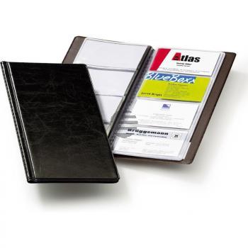 Durable Visitenkartenbuch Visifix 253 x 115mm schwarz