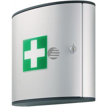 Durable First Aid Set M DIN 13164 silber