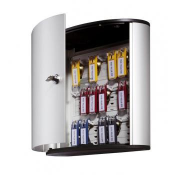 Durable Schlüsselkasten Key Box 18 silber 310 x 310 x 125 mm