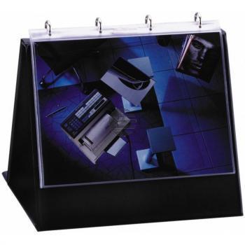 Durable Tisch-Flipchart A3 quer schwarz