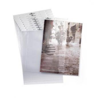 Durable Sichthüllen A4 für Tisch-Flipchart hoch farblos Inh.10