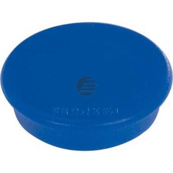 Franken Haftmagnet 13 mm blau Haftkraft: 100 g