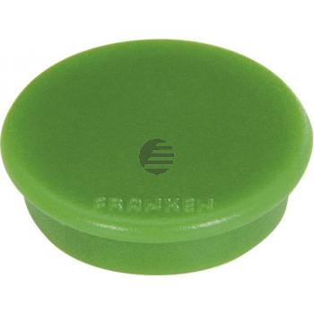 Franken Haftmagnet 13 mm grün Haftkraft: 100 g