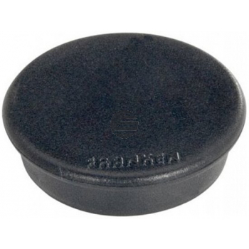 Franken Haftmagnet 13 mm schwarz Haftkraft: 100 g