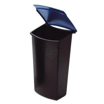 Han Nasseinsatz für Papierkorb Mondo blau Kunststoff 3 l