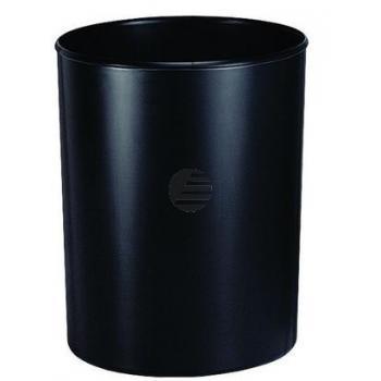 Han Papierkorb schwarz Kunststoff