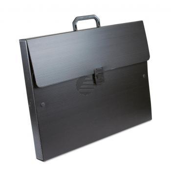 Rumold Zeichenkoffer A2 schwarz PP