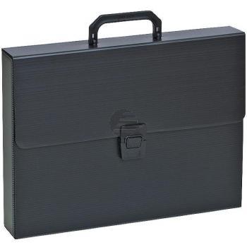 Rumold Zeichenkoffer A3 schwarz PP