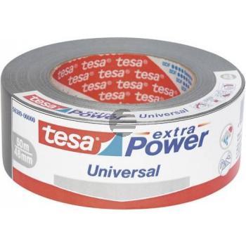 Tesa Reparaturband Extra Power Universal 48 mm x 50 m silber